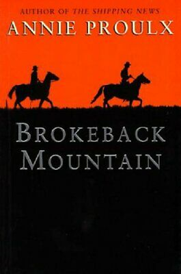 Brokeback Mountain, Annie Proulx Paperback Book The Cheap Fast Free Post