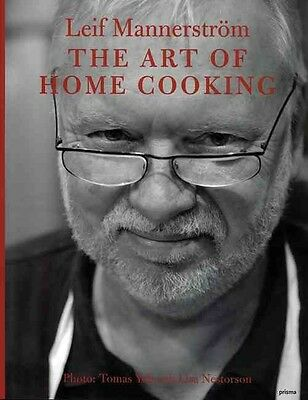 The Art of Home Cooking by Leif Mannerstrom Hardcover Book (English)