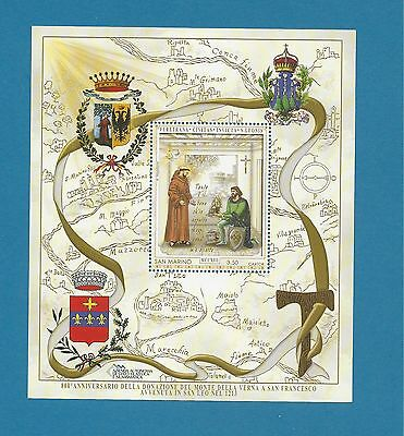 San Marino , 800th anniversary of the donation of the territory of  ...   ** !!
