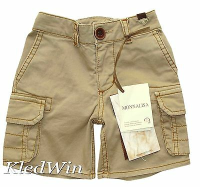 Hitch-Hiker by MONNALISA short beige, mt.9 M 76, NIEUW!!!