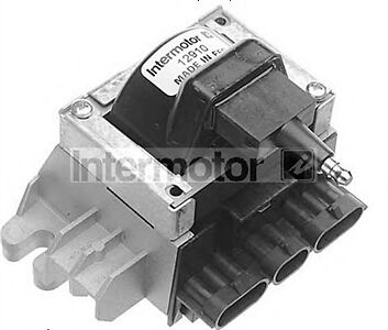 Alpine V6 2.5 Turbo 1988 To 1990 Ignition Coil With Module Lemark