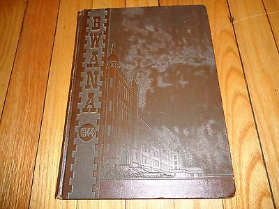 1944 Roosevelt High School Yearbook St. Louis