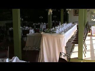 Wedding Reception for 60 to 70 Sharing The Restaurant at Alfred's Homestead