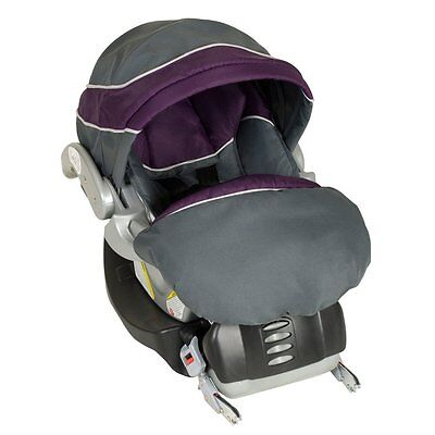 Baby Trend Infant Car Seat with Base and Baby Boot - Elixer | CS31715