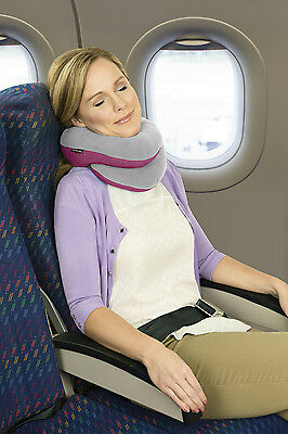 Travelon Wrap-N-Rest Comfort Travel Pillow / Fast Same Day World Wide Shipping!
