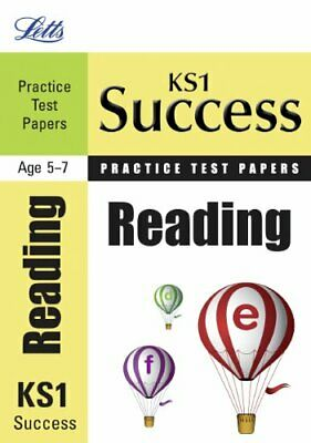 Reading: Practice Test Papers (Letts Key Stage 1 Success) by Griffiths, Laura
