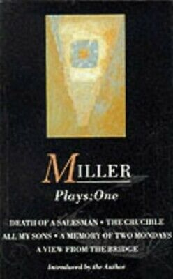 Plays:All My Sons;Death of a Salesman; the Crucib... by Miller, Arthur Paperback