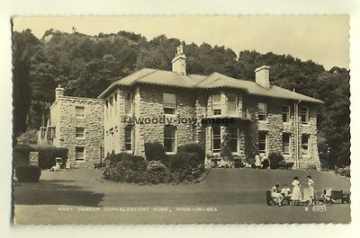 tp5063 - Wales - Mary Bamber Convalescent Home in Rhos-on-Sea - Postcard