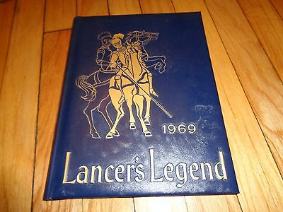 1969 Lafayette High School Yearbook St. Louis