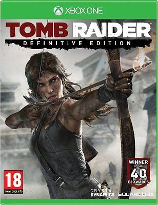Tomb Raider Definitive Edition (Xbox One) [NEW GAME]
