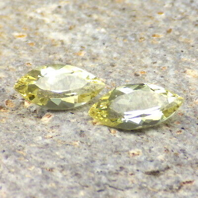 APATITE-MEXICO 1.99Ct TW FLAWLESS-FOR SMALL SIZED JEWELRY-BEAUTIFUL COLOR-READ!