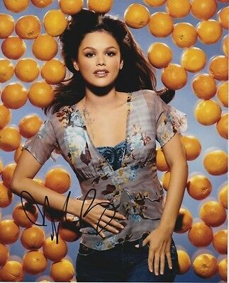 RACHEL BILSON signed autographed THE O.C. SUMMER ROBERTS photo