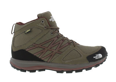North Face Litewave GTX Mid Gore tex Mens Waterproof Walking Boots Size UK 8-11