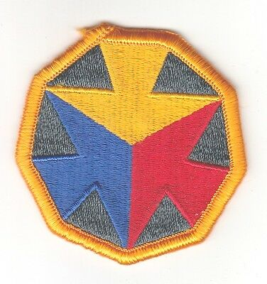 Army Patch:  National Training Center - merrowed edge