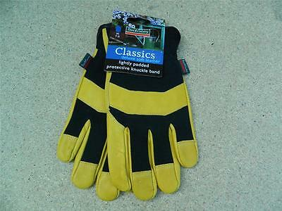 Town & Country Classics Ladies Deluxe soft leather Gardening Gloves TGL 112