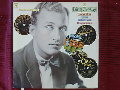 LP Bing Crosby A Collection Volume I      35093