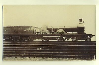ry365 - Central Railway Engine no 766 Dunalastair - postcard