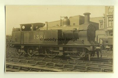 ry407 - Railway Engine no 1381 - postcard