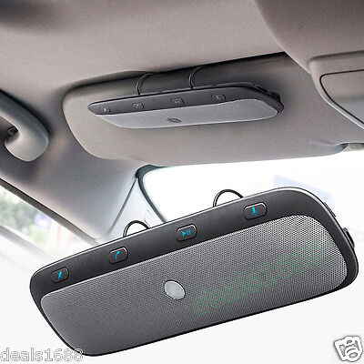 Pro Bluetooth Car Kit Speaker Vehicle Speakerphone TZ900 For Motorola Roadster