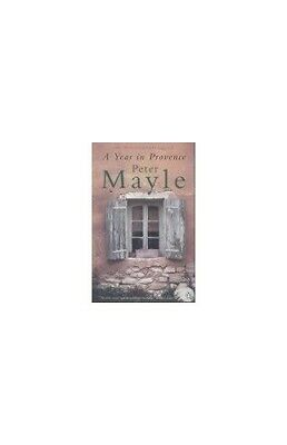 A Year in Provence, Mayle, Peter Paperback Book The Cheap Fast Free Post