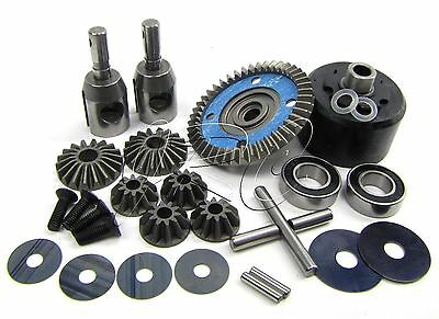 MBX7r DIFFERENTIAL FRONT or REAR 44t (mbx7 kit E2208 new E2208 Diff MUGEN E2015