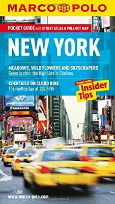 New York Marco Polo Pocket Guide (Marco Polo Travel Guides) by Marco Polo Book