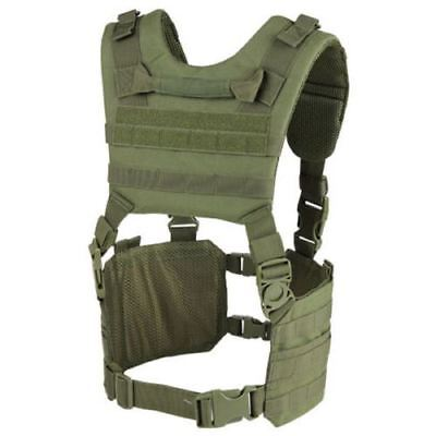 Condor #MCR7 Tactical Ronin Chest Rig H-Harness - OD Green