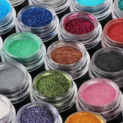 Fard Ombre A Paupières Yeux Eyeshadow Maquillage Glitter Paillette Brillant