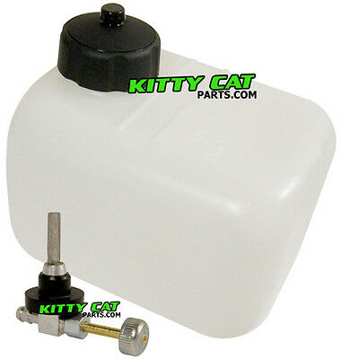 72-1999 Arctic Cat Kitty Cat Fuel Tank And Petcock Replacement Kit 0770-038 New!