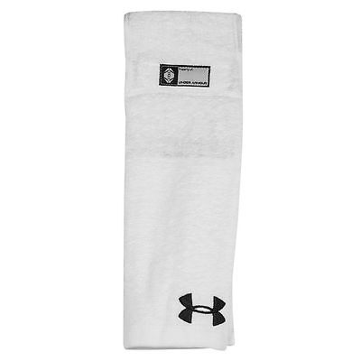 NEW Under Armour Football Towel White and Black