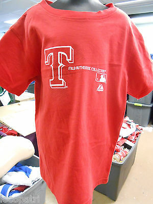 2c2f95da39b MAJESTIC MLB LITTLE Kids Los Angeles Angels Baseball Shirt NWT  18 L ...