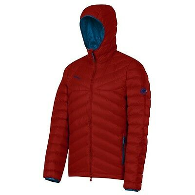Mammut Trovat IS Hooded Jacket Herren Daunenjacke Winterjacke carmine