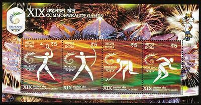 INDIA MNH 2010 Commonwealth Games