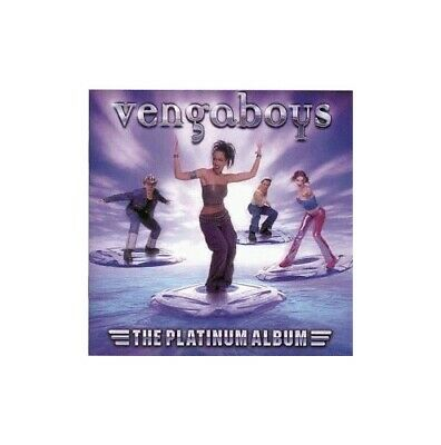 Vengaboys - The Platinum Album - Vengaboys CD IJVG The Cheap Fast Free Post The