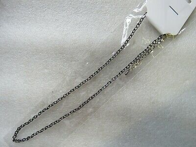 "10pcs 14"" Fine Chains Silver Plated For Craft Jewellery Making Fast Postage"