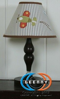 Lamp Shade for New Airplane Aviator Boy 13P Bedding Set