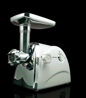 New MTN 3000W 3.4HP Compact Style Meat Grinder Mincer Free Sausage Stuffer Tubes