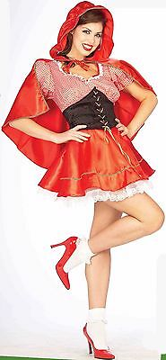 New Beer Garden Girl Red /& Black Costume by Charades Oktoberfest 1600 Costumania