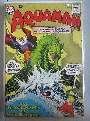 Aquaman Vol. 1 (1962-1978) #9 FN/VF