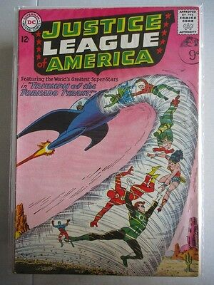Justice League of America Vol. 1 (1960-1987) #17 VF-