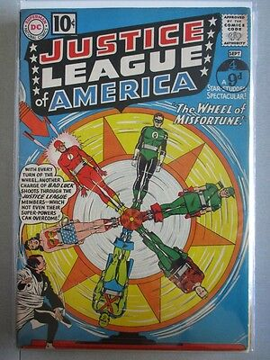 Justice League of America Vol. 1 (1960-1987) #6 FN+