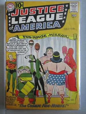 Justice League of America Vol. 1 (1960-1987) #7 FN/VF