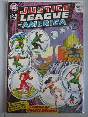 Justice League of America Vol. 1 (1960-1987) #16 VG/FN