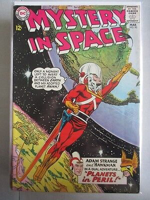 Mystery in Space Vol. 1 (1951-1981) #90 VF+