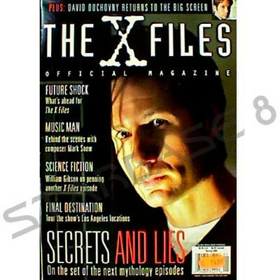 X-Files - Official Us Magazin Vol. 13 - (Akte X)