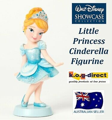 Disney Showcase Growing Up Little Princess Collection Cinderella Figurine New