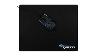 ROCCAT Taito Mid-Size 3mm Shiny Black Gaming Mousepad Nano Mauspad ROC-13-050