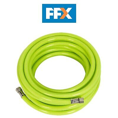 Sealey AHFC15 Air Hose High Visibility 15M x 8mm with 1/4BSP Unions