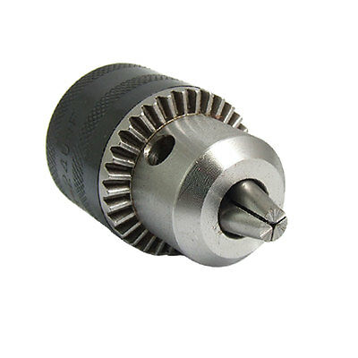 1.5-10mm Capacity 3/8-24UNF Tapered Mount Drill Chuck