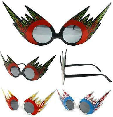 1 pair FABRIC ROCK STAR NOVELTY PARTY GLASSES sunglasses #283 men ladies NEW